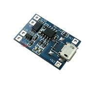 2PCS 5V Micro USB 1A 18650 Lithium Battery Charging Board Charger Module Z3