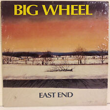 Big Wheel / East End vinyl LP 1989 Near Mint open shrink / Alt Rock - Hardcore