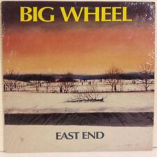 Big Wheel / East End vinyl LP 1989 Near Mint open shrink / Alt Rock - Hardcore