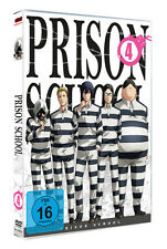 Prison School – Vol. 4 - DVD-Edition