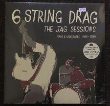 6 String Drag - Jag Sessions: Rare Unreleased 96-98 LP [Vinyl New] Ltd Red RSD