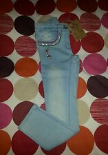 Brand New NEXT Girls Skinny Jeans size 7 YRS