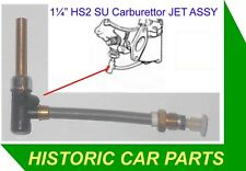 "HS2 1¼"" SU AUC912 Carburettor JET ASSY for AUSTIN ""Seven"" MINI 850 1959-60"