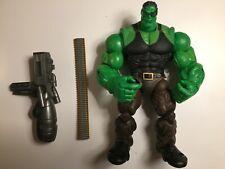 2004 ToyBiz Incredible Hulk Classics Marvel Legends Smart Hulk loose & complete