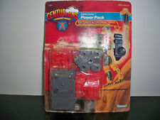 Vintage 1986 Kenner Centurions Power Pack Action Figure Accessories New MOC