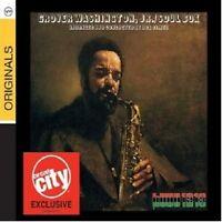 GROVER JR. WASHINGTON - SOUL BOX  CD NEU
