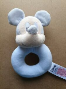 Disney Baby At Primark Mickey Baby Rattle. Mickey Mouse.