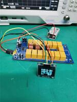 DIY Kits 1.8-50MHz ATU-100mini Automatic Antenna Tuner by N7DDC 7x7 +OLED