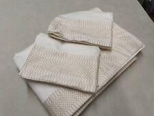 John Lewis &Partners embroidery border duvet cover +2PILLOWCASES RRP £90