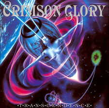 Transcendence - Crimson Glory (2017, CD NEUF)