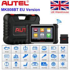 Autel MaxiCOM MK808BT MX808 OBD2 Diagnostic Scanners Garage Tools As DS808 DS708