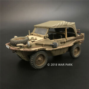 WAR PARK MINIATURES 1:30 WW2 GERMAN KH013 AFRIKA PANZERGRENADIER SCHWIMMWAGEN