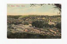 Judaica Palestine Old Postcard Hebron General View