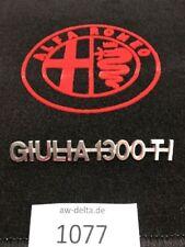"""Schriftzug für Alfa Romeo """" Giulia 1300 TI"""" neu  [1077]"""