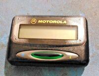 Motorola LS750 Numeric POCSAG VHF pager 142-153MHZ