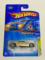 2005 Hot Wheels 2005 First Editions Bully Goat #14/20 Gold International Card