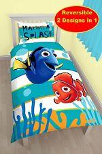 Disney le monde de Nemo 'dory' Panneau Réversible Simple