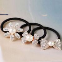 Crystal Girls Hair Korean Ties Version Hairband Bands Ornaments Headdress