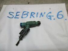 Chrysler Sebring JR 1x Einspritzdüse 04591756AB  0280156036  (6)
