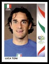 Panini World Cup 2006 - Luca Toni Italy No. 337