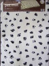 Couchage, paniers et corbeilles noirs pour chiens petits