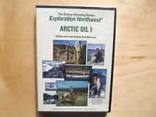 Exploration Northwest: Artic Oil (Rare HTF DVD, 2006) Narrated by Don McCune New