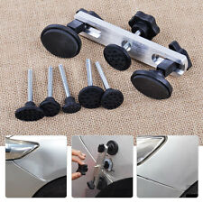 Silver Paintless Dent Removal Car Auto PDR Bridge Puller Repair Tab Tool Kit New
