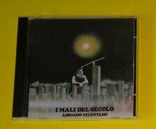 ADRIANO CELENTANO. I MALI DEL SECOLO. CD IN PRIMA STAMPA CLAN DEL 1995 !!!!!!