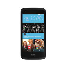 HTC 526 Desire 8GB Verizon Wireless 4G LTE 8MP Camera Stealth Black Smartphone