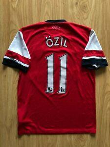 Arsenal Home football shirt #11 Ozil 2012 - 2014 Jersey Size M