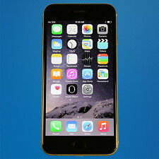 Bad Mic - Apple iPhone 6 64GB Space Gray (AT&T ONLY - CAN'T UNLOCK) SEE NOTES