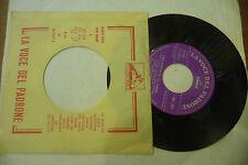 """GLORIA LASSO""""LES ENFANT DI PIREE-disco 45 giri VOCE PADRONE It 1964"""" OST"""
