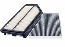 COMBO AIR FILTER + CARBONIZED CABIN AIR FILTER for 2011 - 2017 HONDA ODYSSEY