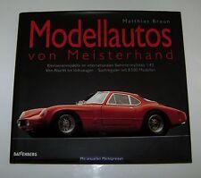 Modellini di auto di maestro mano piccole serie modelli 1:43