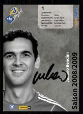Juliano Bendini VFB Friedrichshafen 2008/09 TOP +94801 + A 71243