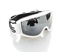 Ravs Ski Goggles - Snowboard Goggles - Strong Silver Lens Boots Alpine Goggle