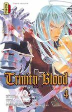 TRINITY BLOOD 4  Yoshida Kuyjyo