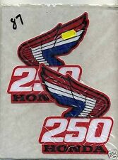 CR 250 CR250 RH 1987 Rad Decals Graphics Stickers