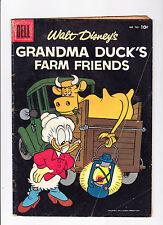 DELL FOUR COLOR   763   Grandma Duck's Farm Friends   :: #1 of this Series ::