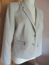 Calvin Klein Polyester Petite Coats & Jackets for Women
