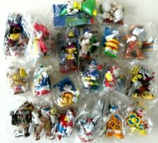 Enorme Lot rare 20 figurines FLUNCH neuf collection Flunchy année 90-2000