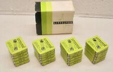 "AGC 15 LITTELFUSE Quality Glass Tube Fuse 15 AMP 32V 1/4"" NOS - BOX of 100"