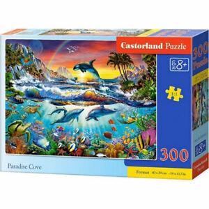 [CSB030101] Paradise Cove (300 Piece Jigsaw Puzzle) Castorland