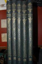 Les romans complets illustrés de Pierre Loti, 5 Volumes reliés illustrés 1923