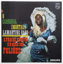 A LYRA DE XOPOTO O carnaval Lamartine Babo brasil brazil philips P 632181 L LP