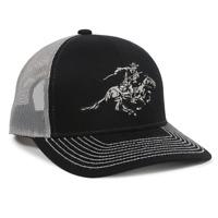 Winchester Horse Rider Mesh Back Hunting Hat Baseball Cap Trucker Hat WIN46B