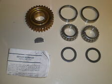 OEM TROYBILT HORSE TILLER WORM GEAR KIT GW-11527 BEARINGS, RACES, SPACERS, KEY