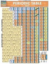 Periodic Table Basic (Quickstudy: Academic) by Inc. BarCharts (Pamphlet)