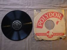 Record 78 RPM tours MARY LOU WILLIAMS Persian Rug / Night and Day