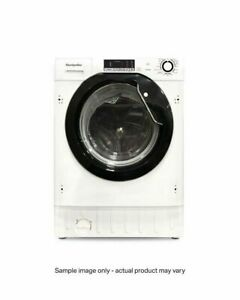 NEW MONTPELLIER BUILT-IN 8KG WASHING MACHINE+FREE BH POSTCODE DELIVERY